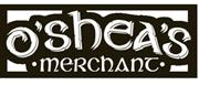 O'Shea's Merchant Logo